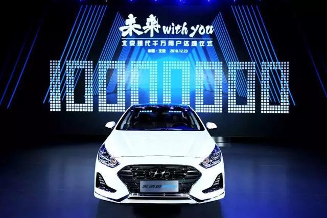 一月终端销售破11万辆,北京现代开始发起反攻